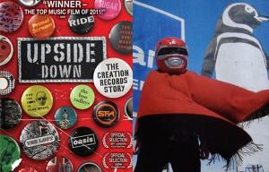 U.K.: Upside Down: The Creation Records Story, de Danny O'Connor y Separado de Dylan Goth/Gruff Rhys