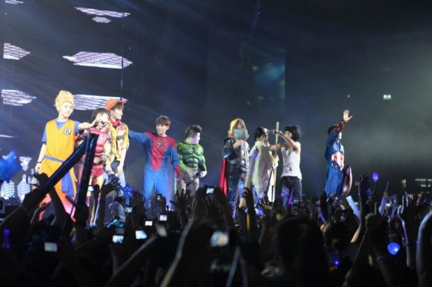 La noche que el K-Pop invadió Buenos Aires