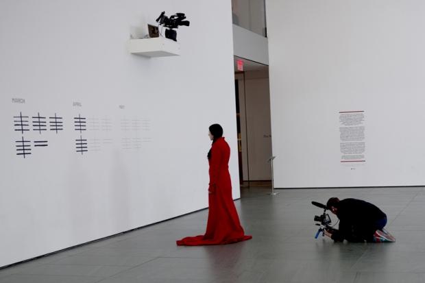 Marina Abramovic: The Artist Is Present, de Matthew Akers