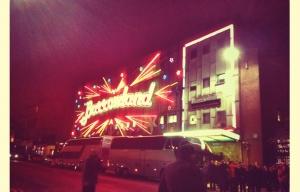My Bloody Valentine en vivo en Glasgow