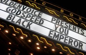 El otro día en Los Angeles: Godspeed You! Black Emperor, los rufianes melancólicos