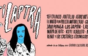 Festi Laptra en el Konex: line up y horarios