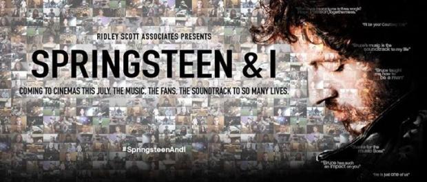 Springsteen & I, de Baillie Walsh
