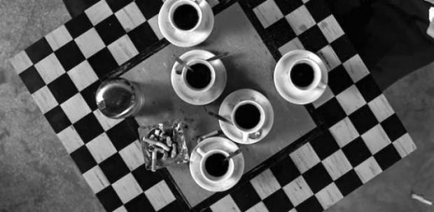 Coffee and Cigarettes – Jim Jarmusch