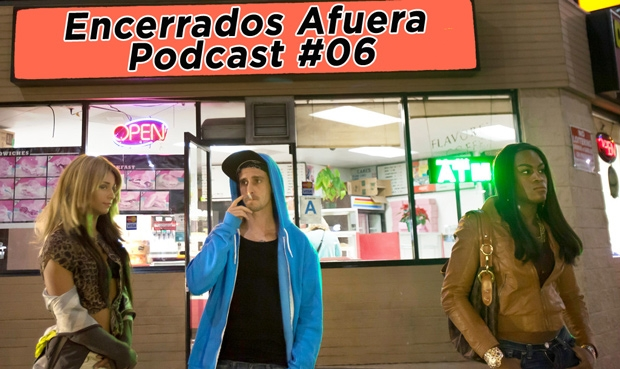 Podcast Encerrados Afuera #06: Tangerine, Master of None, Star Wars, The Muppets en la tele