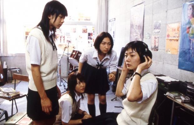 Linda, linda, linda, de Nobuhiro Yamashita: Me voy al chino a comprar faso