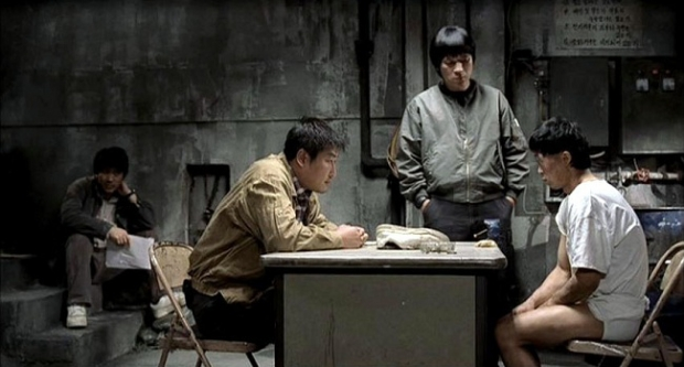 Memories of murder – Bong Joon-ho