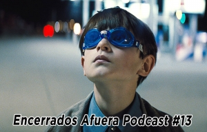 Podcast Encerrados Afuera #13: Midnight Special, comics en TV, Swans y Mark Kozelek