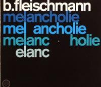 melancholie-