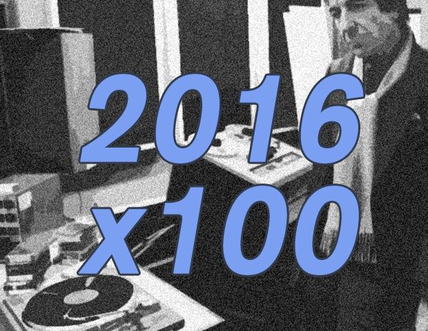 100 canciones de 2016