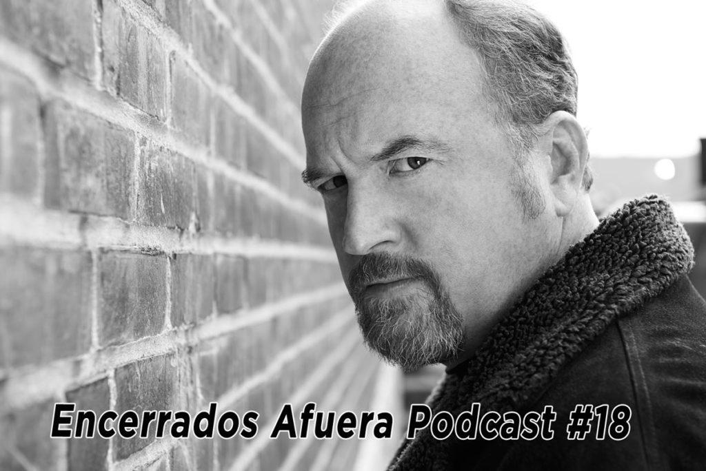 Podcast Encerrados Afuera #18: Louie, Twin Peaks y Las Chicas