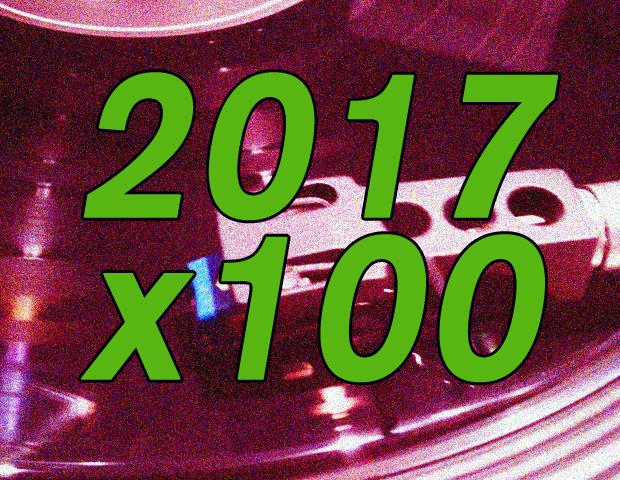 100 canciones de 2017