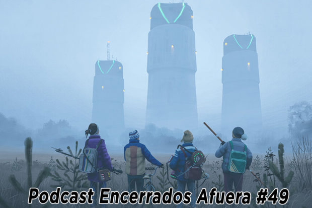 Podcast Encerrados Afuera #49: Beastie Boys Story, Tales From The Loop, Devs, Spaced